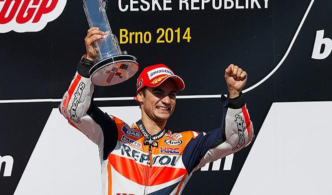Victoria número 26 de Dani Pedrosa en MotoGP