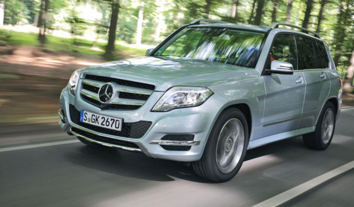¿Tendrá el Mercedes GLK variante AMG?