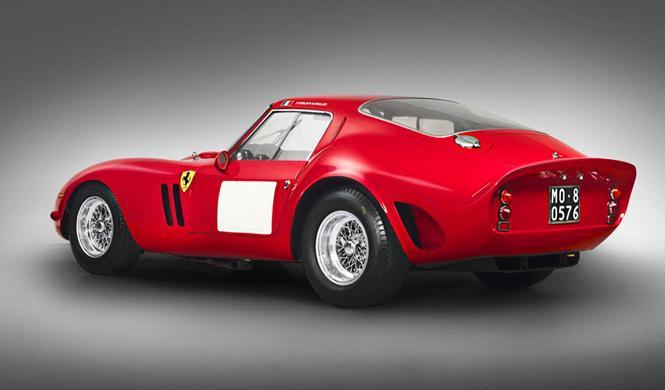Los 10 coches más caros subastados en Pebble Beach 2014