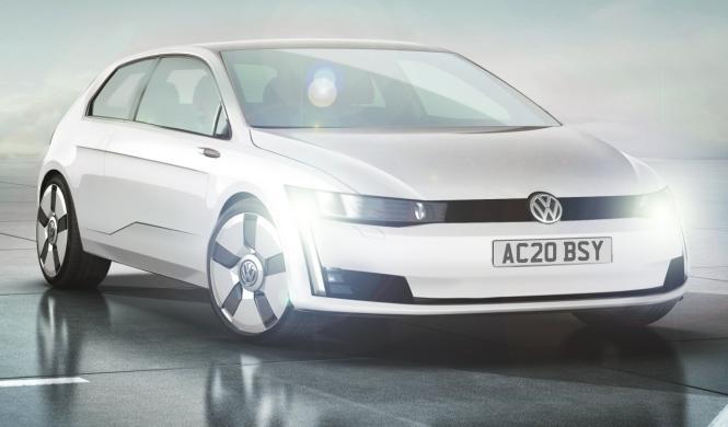 Volkswagen Golf 8, podría seguir los pasos del XL1