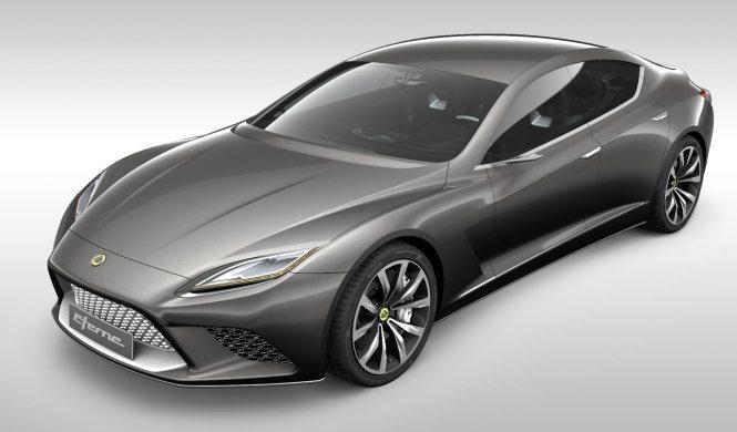 Lotus podría lanzar un sedán y un SUV