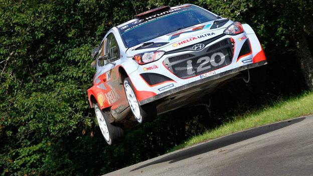 Rally Alemania 2014: Neuville y Sordo, doblete de Hyundai