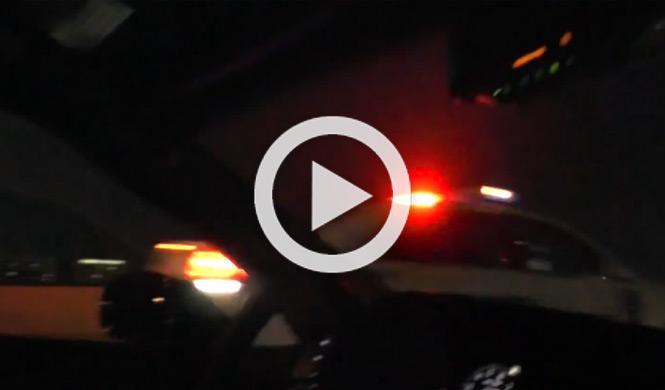 Cazado a 225 km/h y se libra de la multa