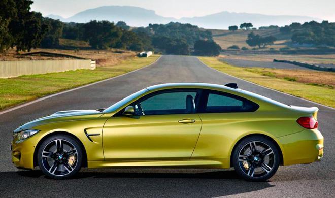 Los cinco coches a los que más teme el BMW M4