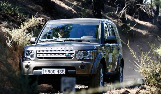 Ya te puedes inscribir en la V Land Rover Challenge