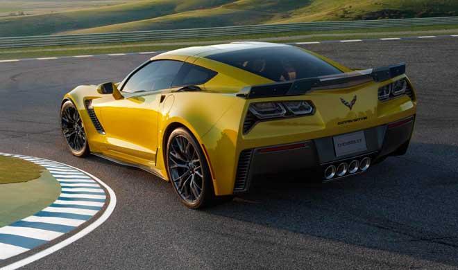 Cinco coches de Estados Unidos cargados de esteroides