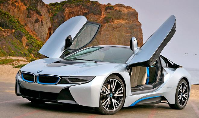Cinco coches alemanes cargados de tecnología