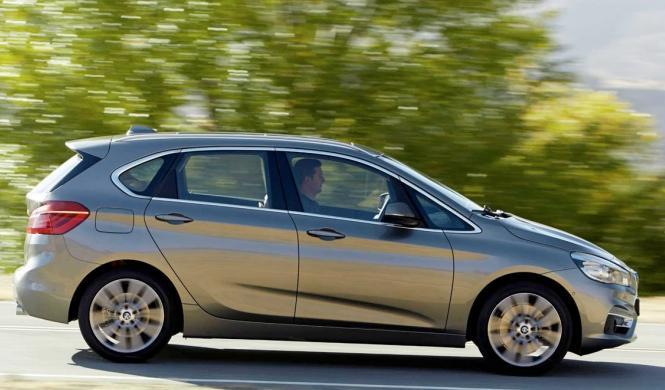 Siete futuros BMW con tracción delantera, incluyendo Z2