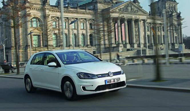 Cómo aumentar la autonomía del VW e-Golf hasta 265 km
