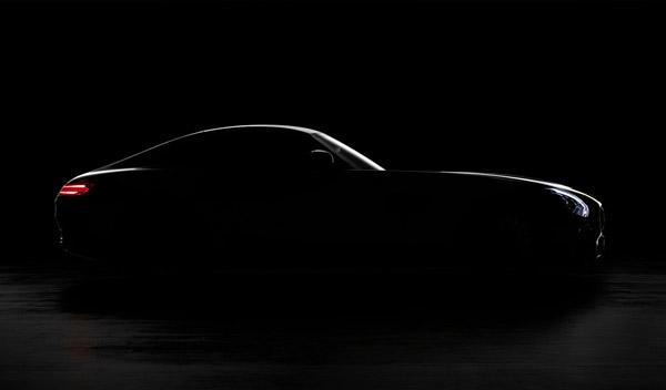 Sigue en directo la presentación del Mercedes AMG GT