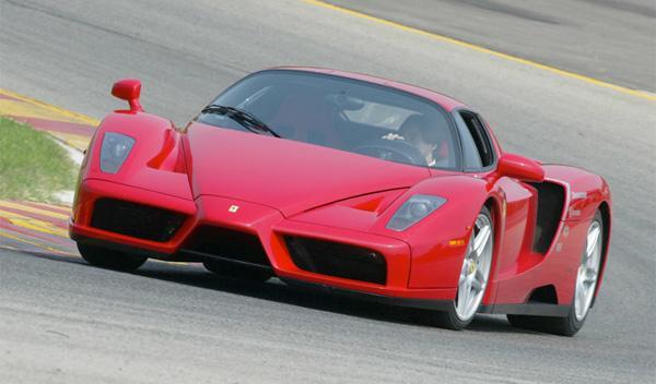 Un prototipo de Ferrari Enzo, a la venta