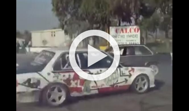 Vídeo: se marca un drift con dos BMW al mismo tiempo