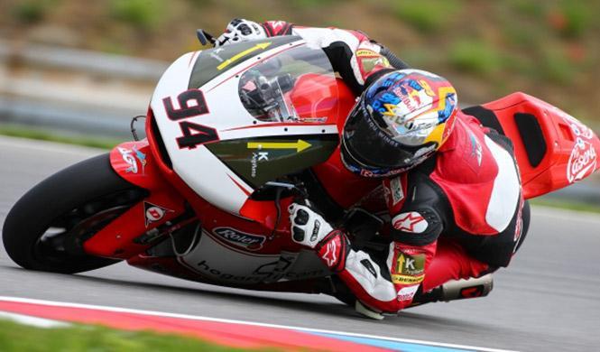Libres Moto2 GP San Marino 2014: Folger mejor que Simón