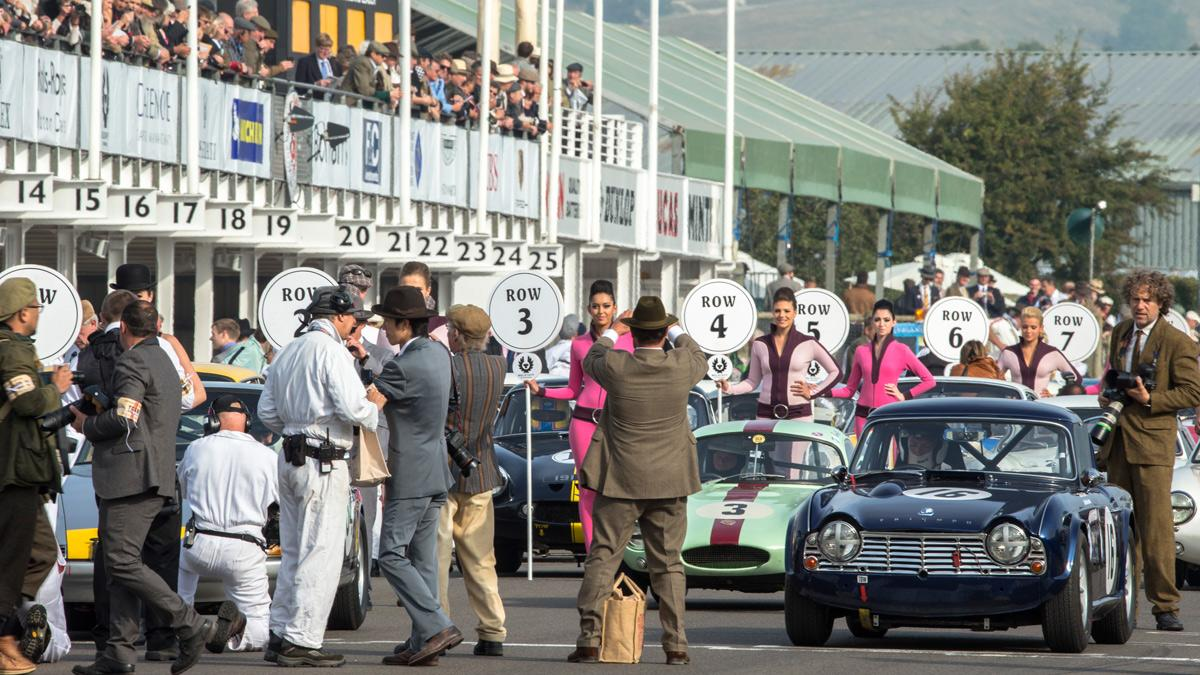 Goodwood Revival ambiente