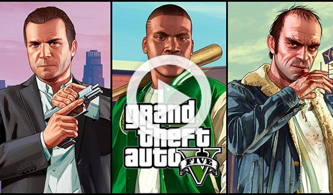 Aquí tienes el nuevo trailer del GTA V