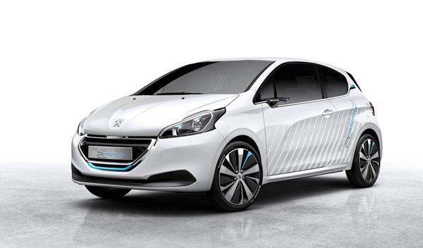 Peugeot presenta sus nuevos motores eficientes en París