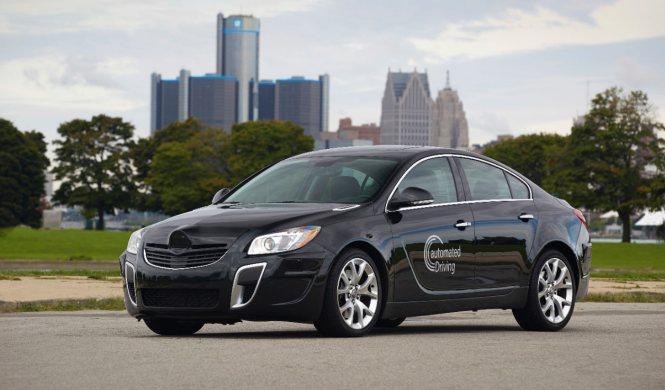 General Motors y Opel apuestan por la conducción autónoma