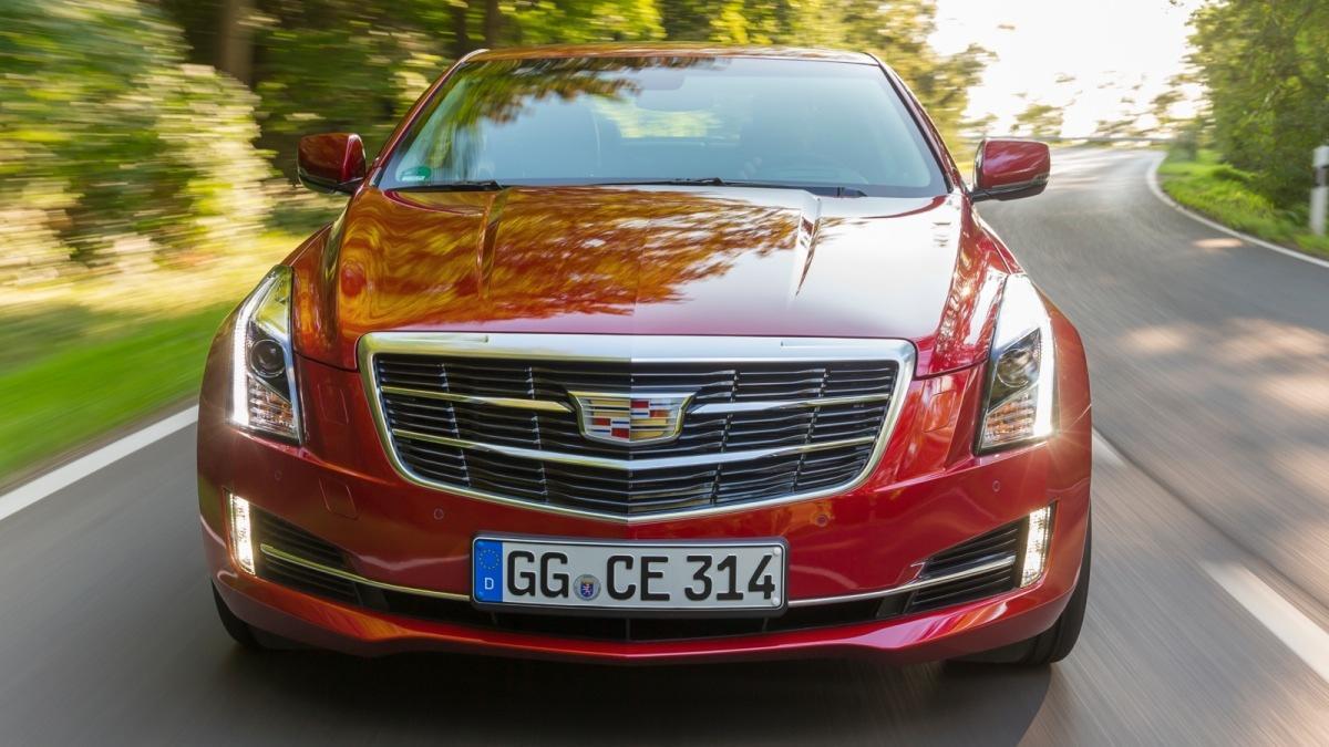 Nuevo Cadillac ATS Coupé 2015 | Salón del automóvil de París 2014 ...