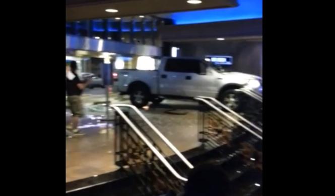 Estrella su 'pick-up' contra un casino en Las Vegas