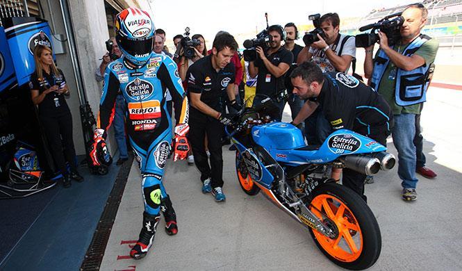 Clasificación Moto3 GP Aragón 2014: cuarta pole de Rins