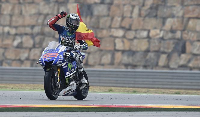 """Jorge Lorenzo: """"esta victoria es un gran alivio para mi"""""""