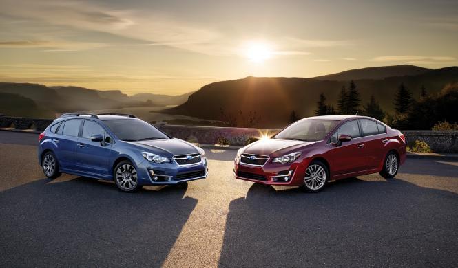 Subaru Impreza 2015 con 'EyeSight': solo para EEUU