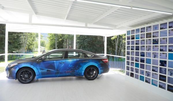Toyota DARV 1.5: coche inteligente para conducción segura