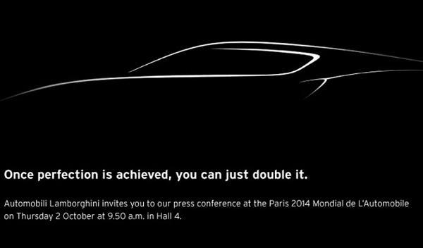 Nuevo Lamborghini: ¿Asterion de nombre e híbrido?