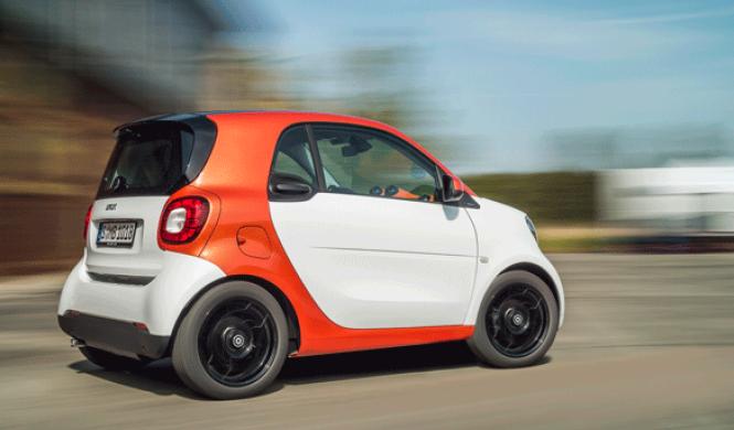 Lectores de AUTO BILD en la presentación del nuevo Smart