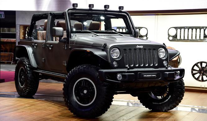 Jeep Wrangler Unlimited Rubicon Stealth, de ruta extrema