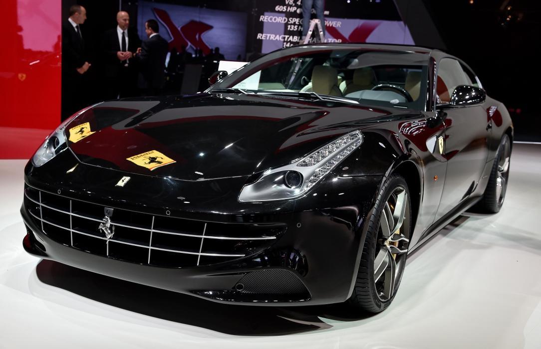 Ferrari FF Tailor Made en París