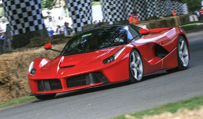 Los cinco coches con la mejor relación peso/potencia
