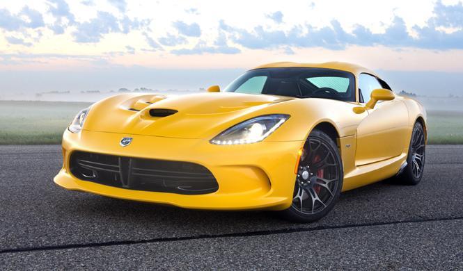 Chrysler llama a revisión a 1.912 unidades del Viper