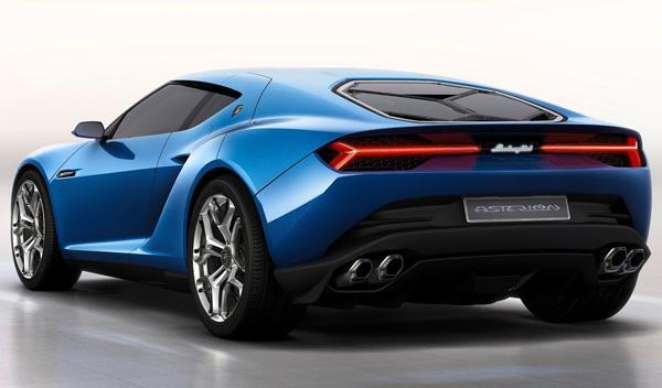 El Lamborghini Asterion podría pasar a producción