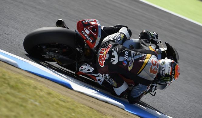 Libres Moto2 GP Japón 2014: Rabat impone su ritmo