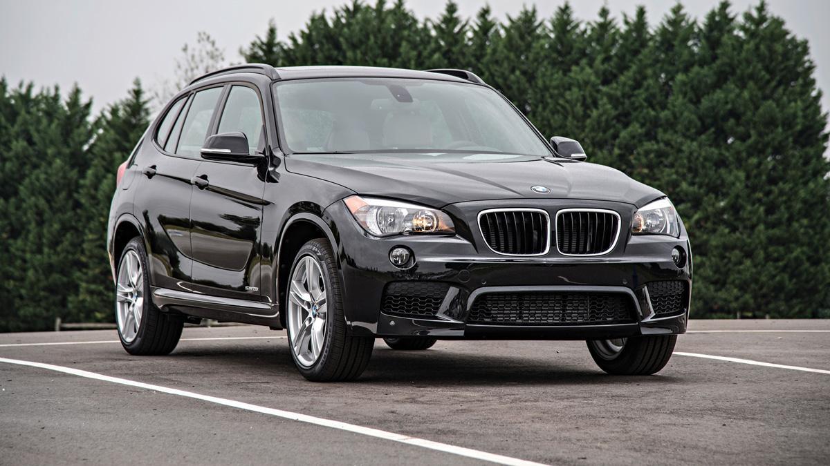 BMW X1 -  delantera