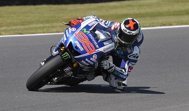 Libres MotoGP GP Australia 2014: Lorenzo sigue en racha