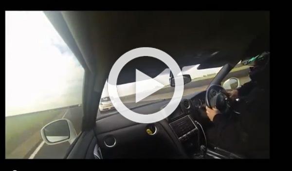 Vídeo: el ejemplo de cómo no conducir en un circuito