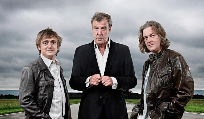 Multan a Jeremy Clarkson por exceso de velocidad