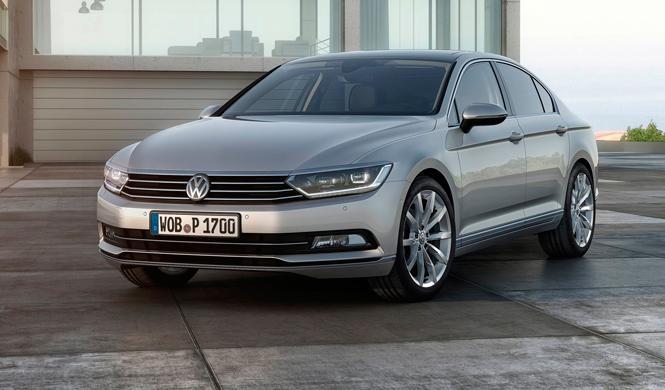Dos Volkswagen Passat 2015, robados de una instalación
