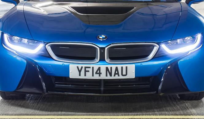 BMW podría estar desarrollando un i8 de altas prestaciones