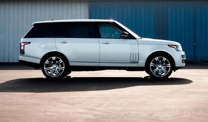 Range Rover SVR de batalla larga: ¿cazado?