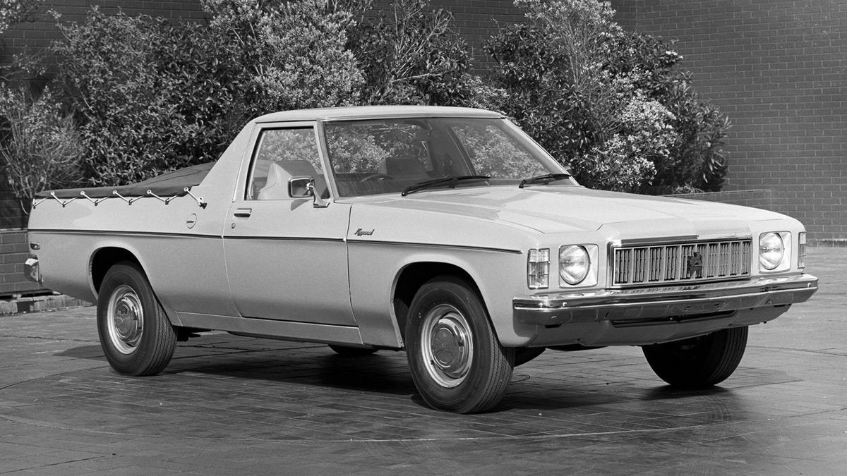 Holden HX UTE