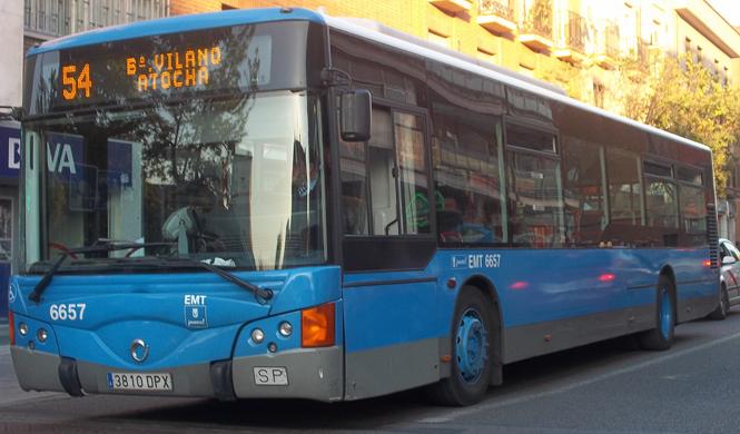 GPS guíará a los autobuses que se desvíen por incidencias