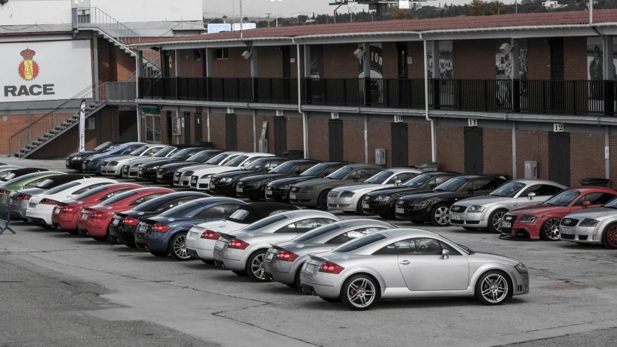 El club Audi TT España cumple su décimo aniversario