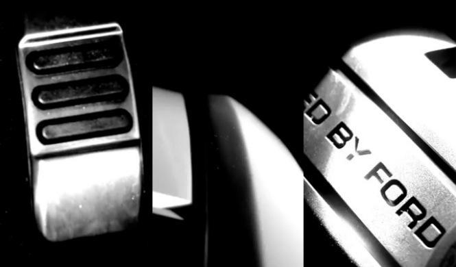 Vídeo: primer teaser del Ford Mustang 350 GT