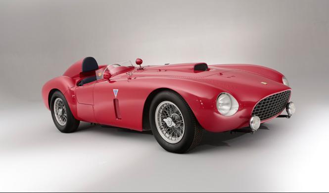 Bonham vende un Ferrari 375 Plus 1954 ¿robado?