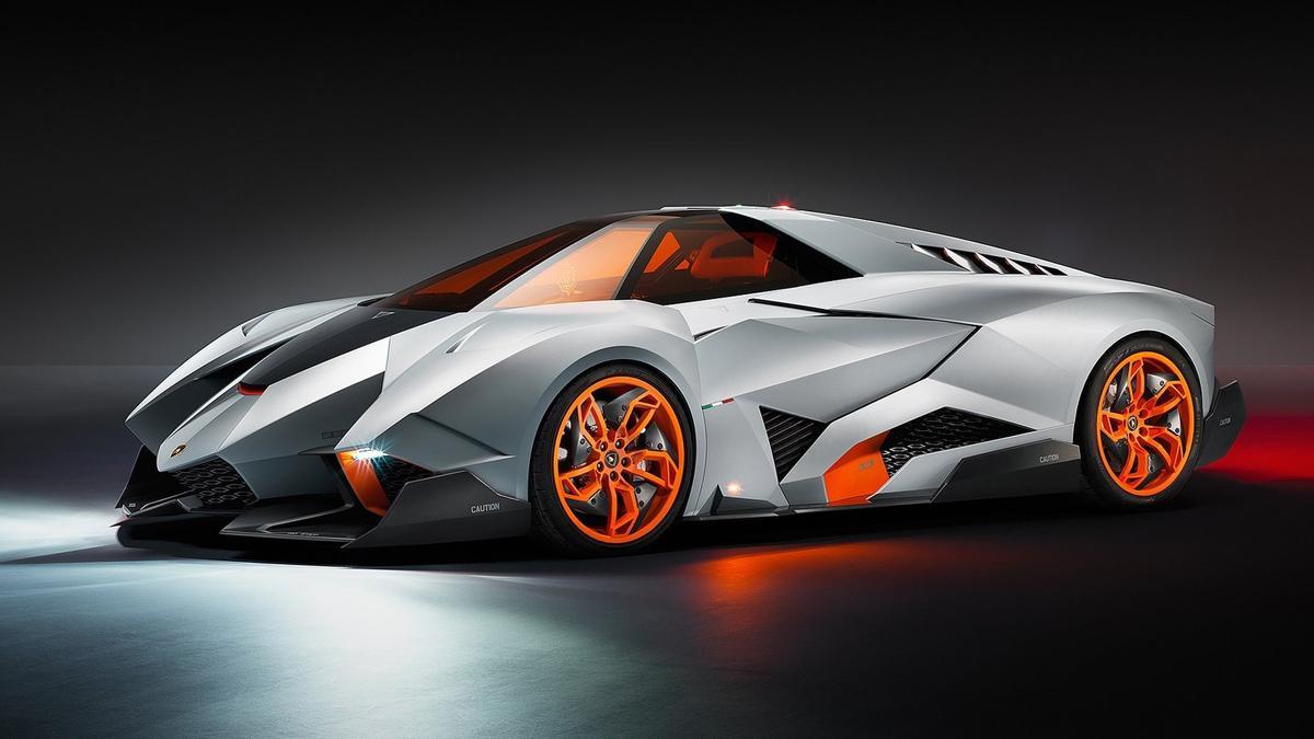 Cinco Lamborghini extremos Lamborghini Egoísta