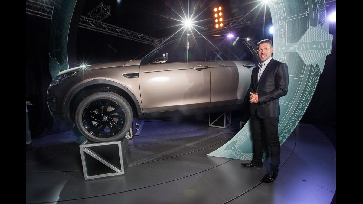 Land Rover Discovery Sport - 'Cholo' Simeone