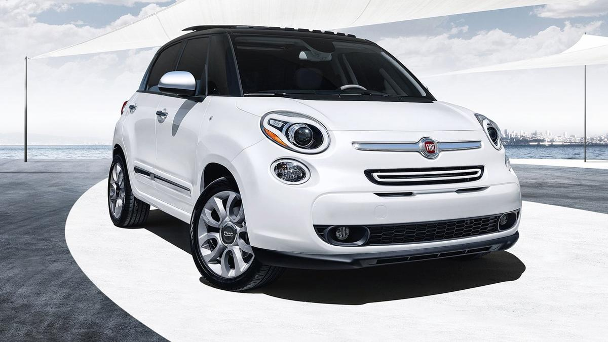 Coches menos fiables estados unidos Fiat 500L